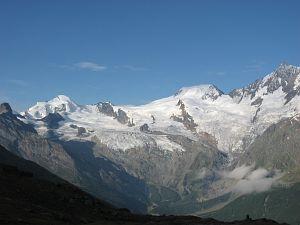Klettersteig Jägihorn : Klettersteig jägihorn wallis via ferrata