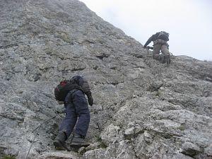 Klettersteig Braunwald : 02.09.2007: klettersteig braunwald via ferrata marco